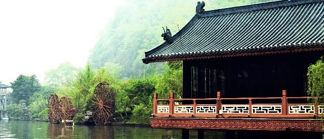 中国の綺麗な風景