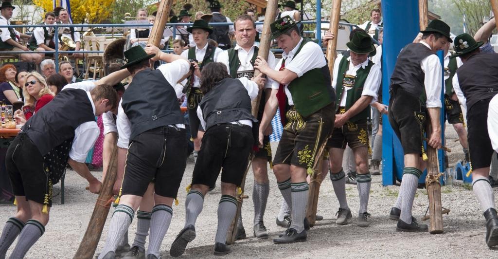 典型的な南部ドイツ人