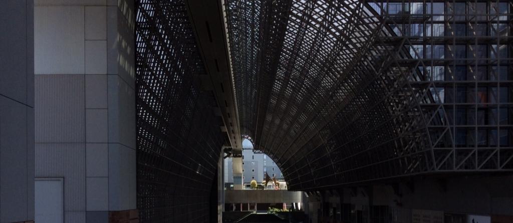 京都駅は観光客受けがいい