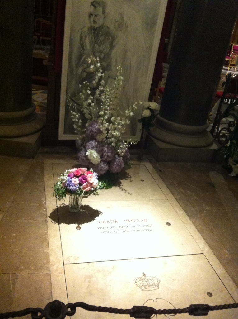 グレース・ケリーの墓