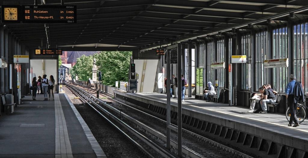 電車やバスを待つ時間が苦痛になる