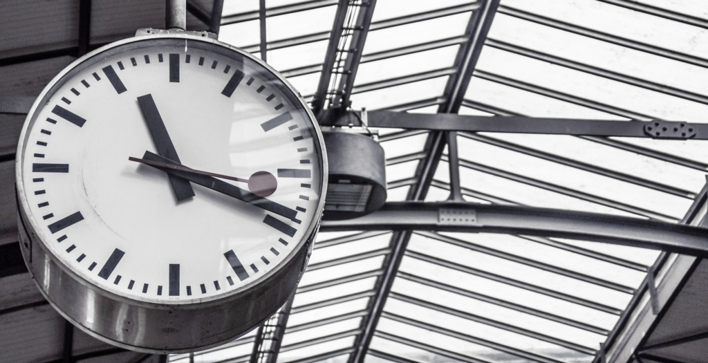 時間への正確さに問題があるドイツ鉄道