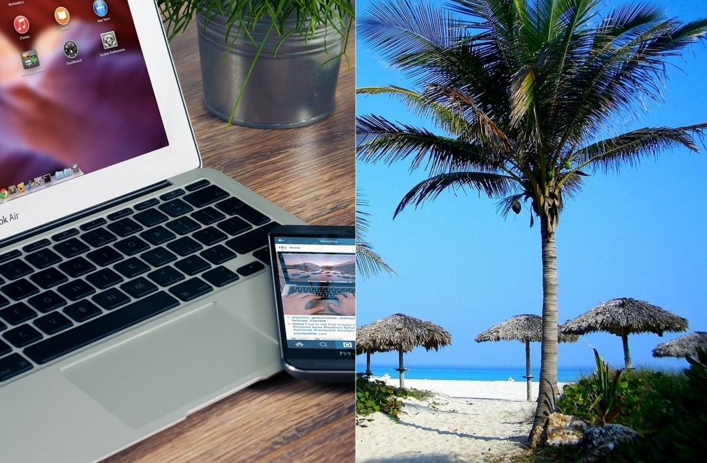仕事と休暇のバランス