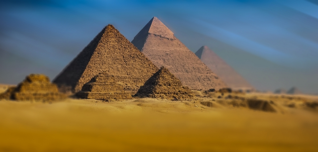 ドイツ語のピラミッド