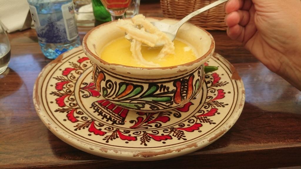 伝統的なスープ料理