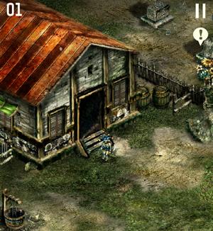 ギルビーズの小屋