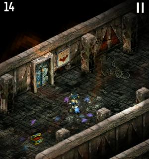 14階秘密のドア