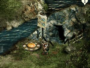 忘れられた洞窟