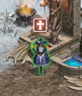 回復の神女
