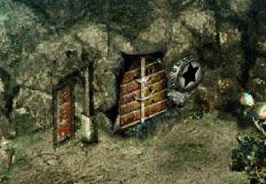 洞窟チャレンジ