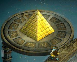 黄金のピラミッド