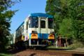 京都新聞写真コンテスト 狸のラピング列車とお稲荷さん