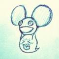 テレサとネズミ頭