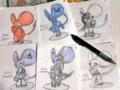 ジマーマンのネズミ