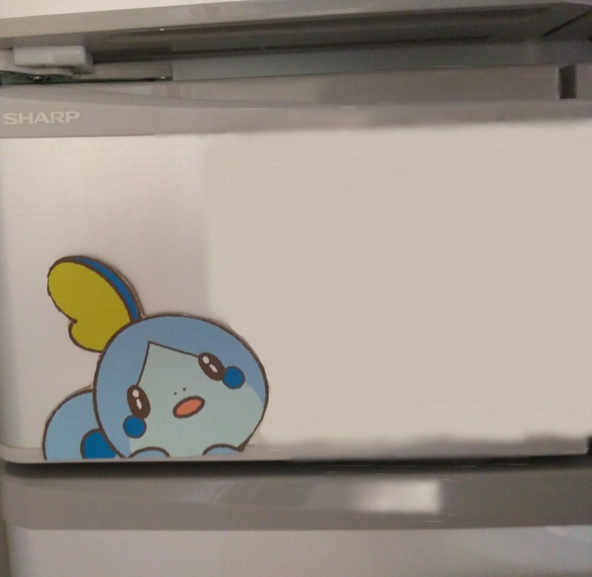 メッソン 冷蔵庫