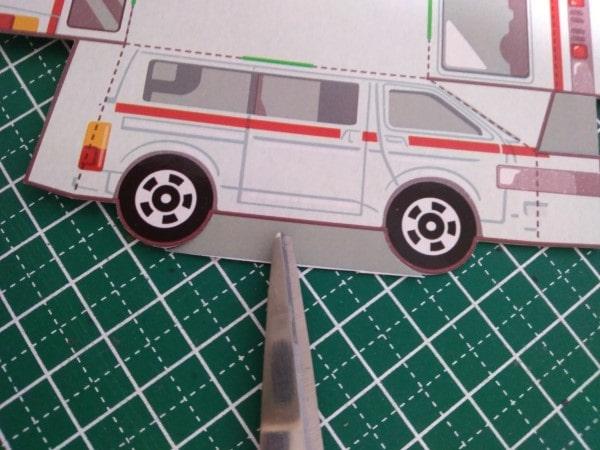 トミカ 救急車