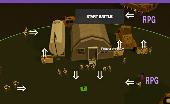 SwarmZ:神ゲー的痛烈ゾンビゲームの鬼畜攻略情報!