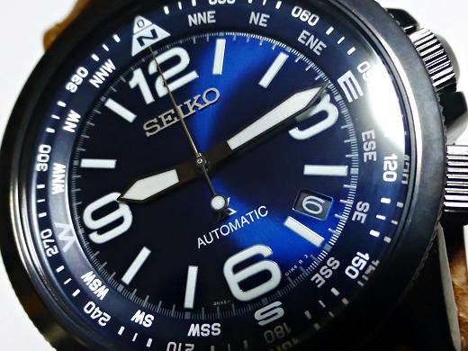 SEIKO Prospex SRPC31K1: スマートウォッチに無いメカの魅力は相当メチャクチャ激しくやばい