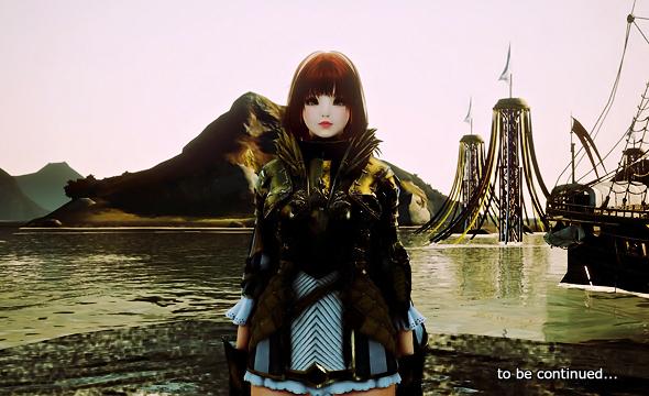 黒い砂漠:新調した課金アバターを着てテルミアンでSS撮影会に参加しました