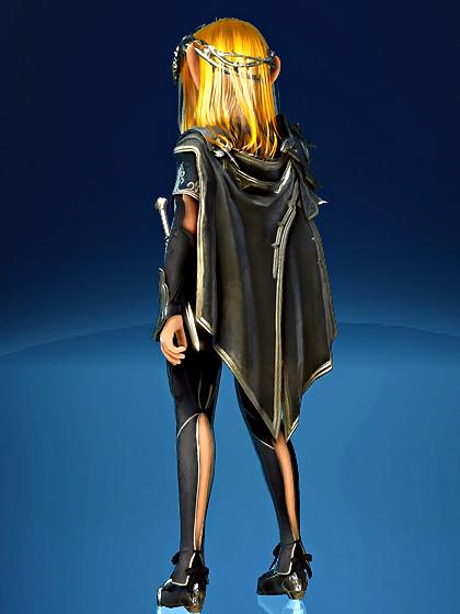 黒い砂漠:アバター『ベディルダテ衣装セット』試着レビュー♪