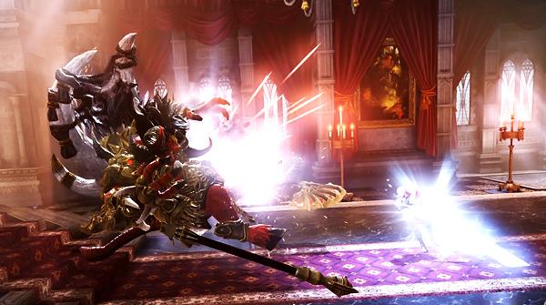 LostArk 職業アルカナSS日記:ヴァルタンを倒しルーテラン城へ