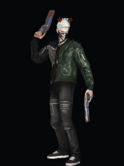 ヒップスターシリーズ [Devil Hunter]