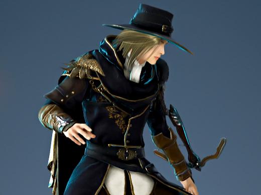 黒い砂漠:新作アバター[AC]ガディア衣装 いいね!