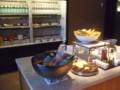ハイアット12階ラウンジの朝食(その2)