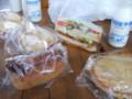 パンの数々@からくり時計のパンヤ