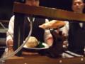 ラクレット作り@チーズ&ワインサロン 村瀬