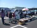 フリーマーケット@八食センター