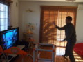 Kinect@総決起集会・蟹忘年会2010