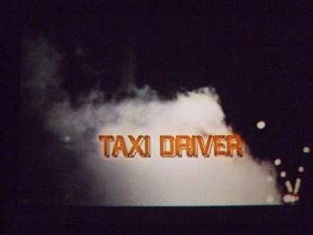 """""""Taxi Driver"""" on Blu-ray Disc"""