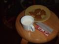 クッキー、ミルク&手紙@クリスマス2011