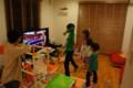 Kinect@急遽パエリアパーティ♪