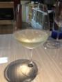 白ワインはグリド甲州@Desir