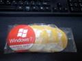 [windows]Windows7のバッヂ