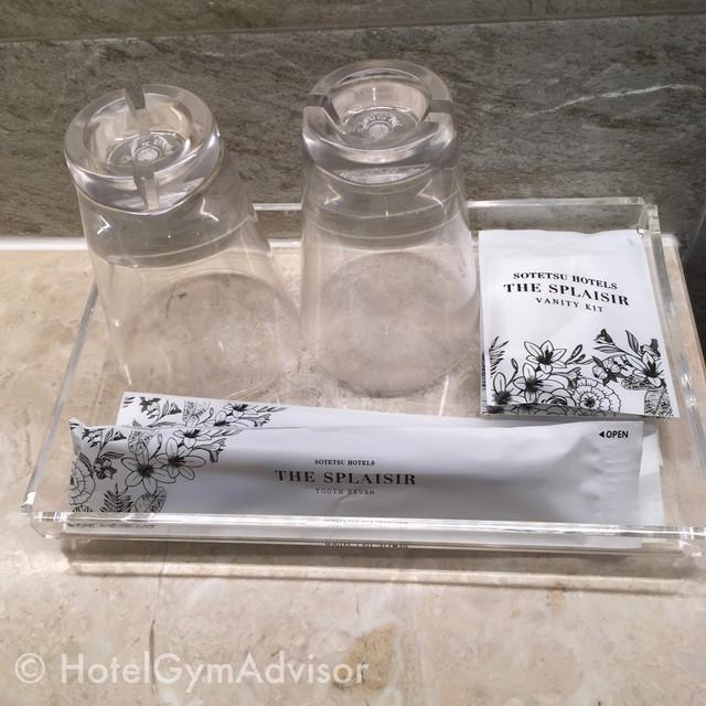 相鉄ホテルズ ザ スプラジール ソウル 東大門の歯ブラシ