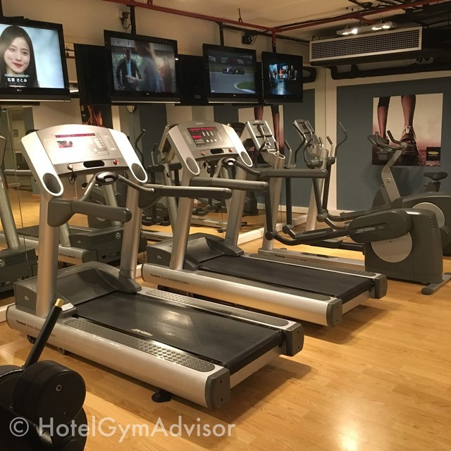 Cardio Machines at Movenpick Hotel Hanoi