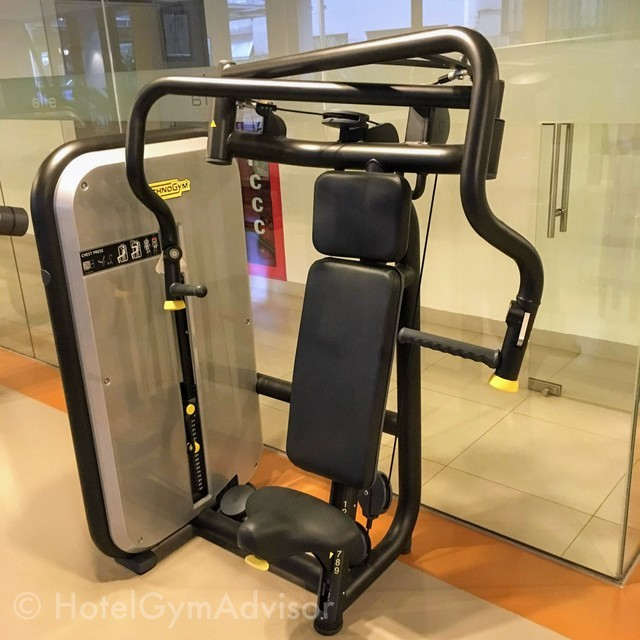 Chest press machine in Sila Urban Living