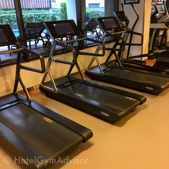 Cardio machines in Sila Urban Living