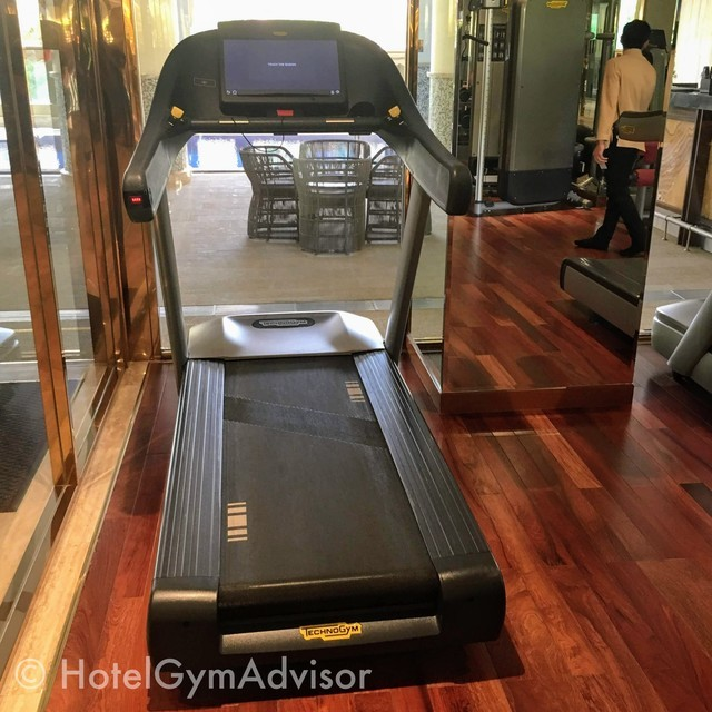 Cardio  machine In Sherwood Suites
