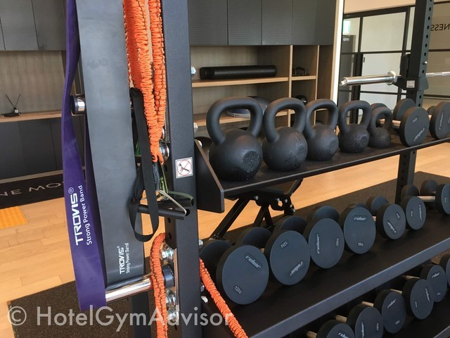Gym in RYSE, Autograph Collection
