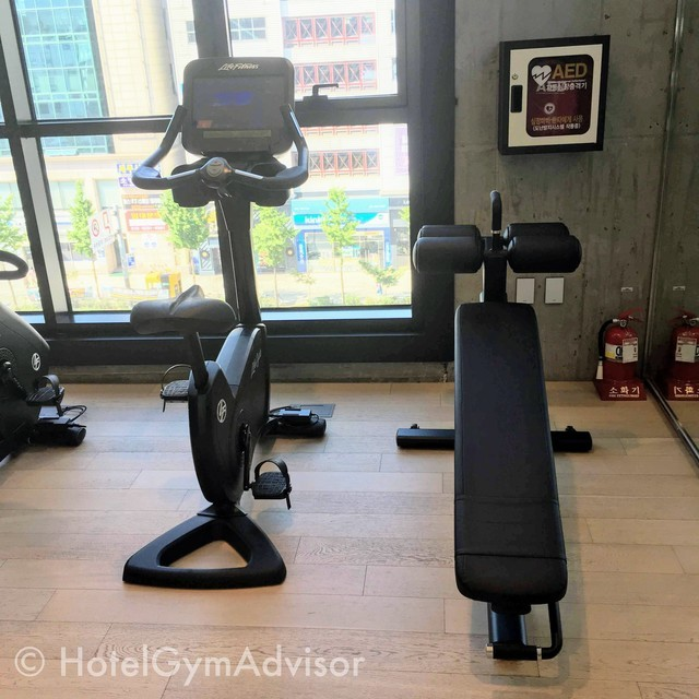 Cardio machines in RYSE, Autograph Collection
