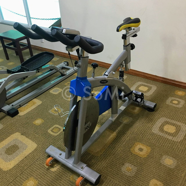 Cardio machines at Royal Hotel Saigon
