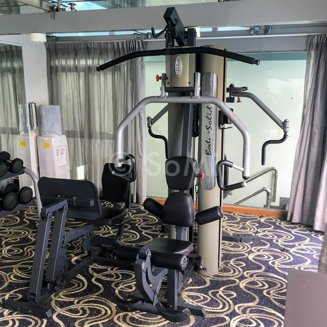 Multi weight machine at Liberty Central Saigon Center Hotel