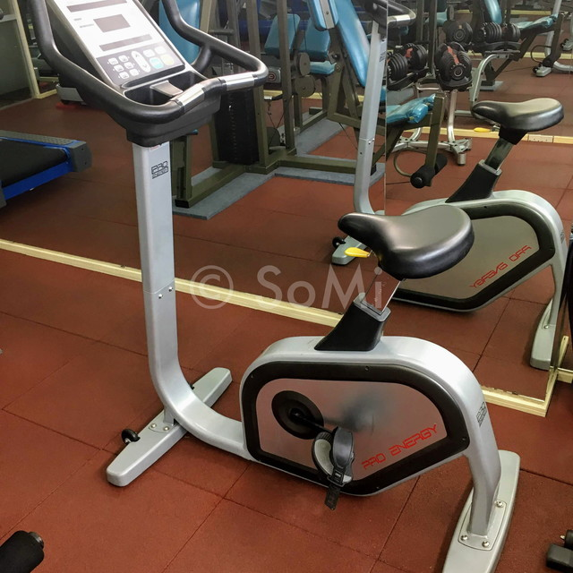 Cardio machine at Norfolk Hotel Saigon