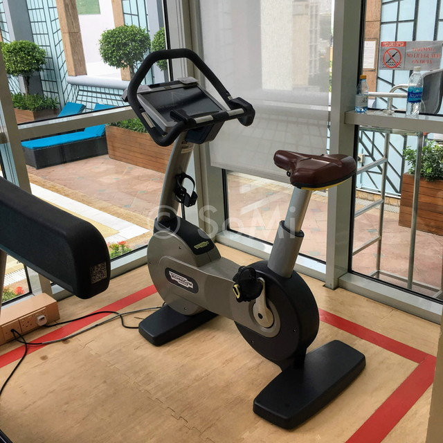Cardio machine at Sheraton Saigon