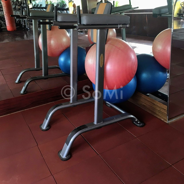 Gym at Rex Hotel Saigon