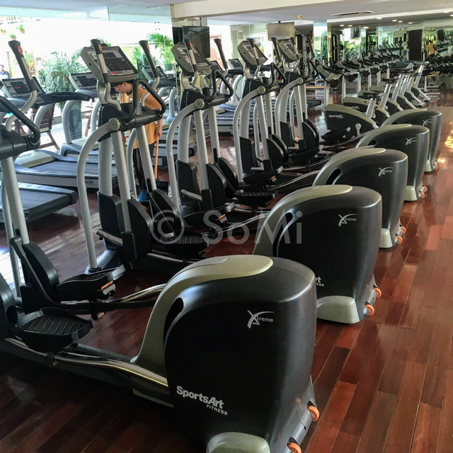 Cardio at Rex Hotel Saigon